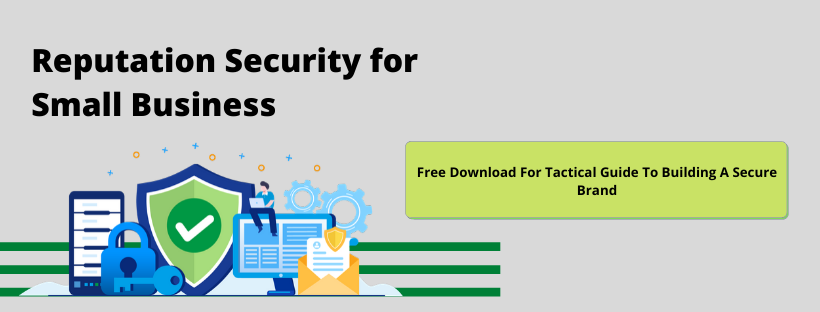 Reputation Security for small business